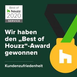 Houzz Award 2020