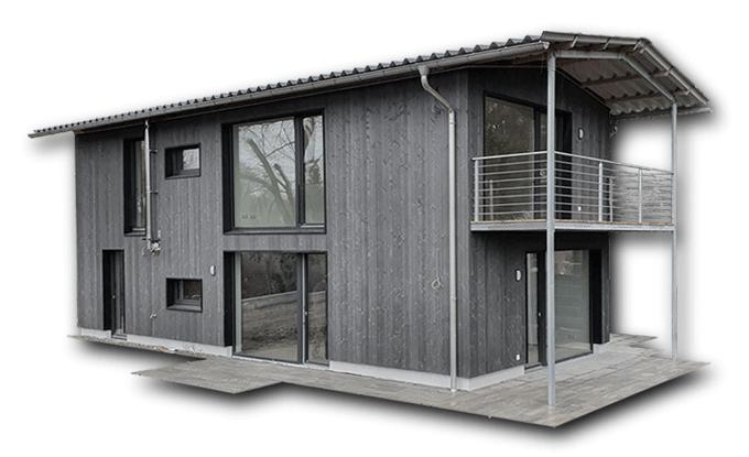 Einfamilienhaus Architektur - Leistungsspektrum