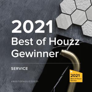 Best of Houzz Award 2021